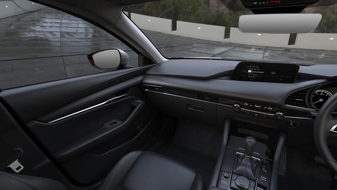 Mazda 3 Sedan 2020 Interior 012