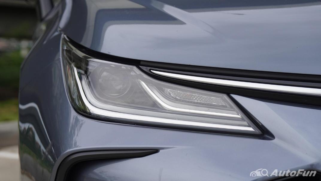 2021 Toyota Corolla Altis 1.8 Sport Exterior 012