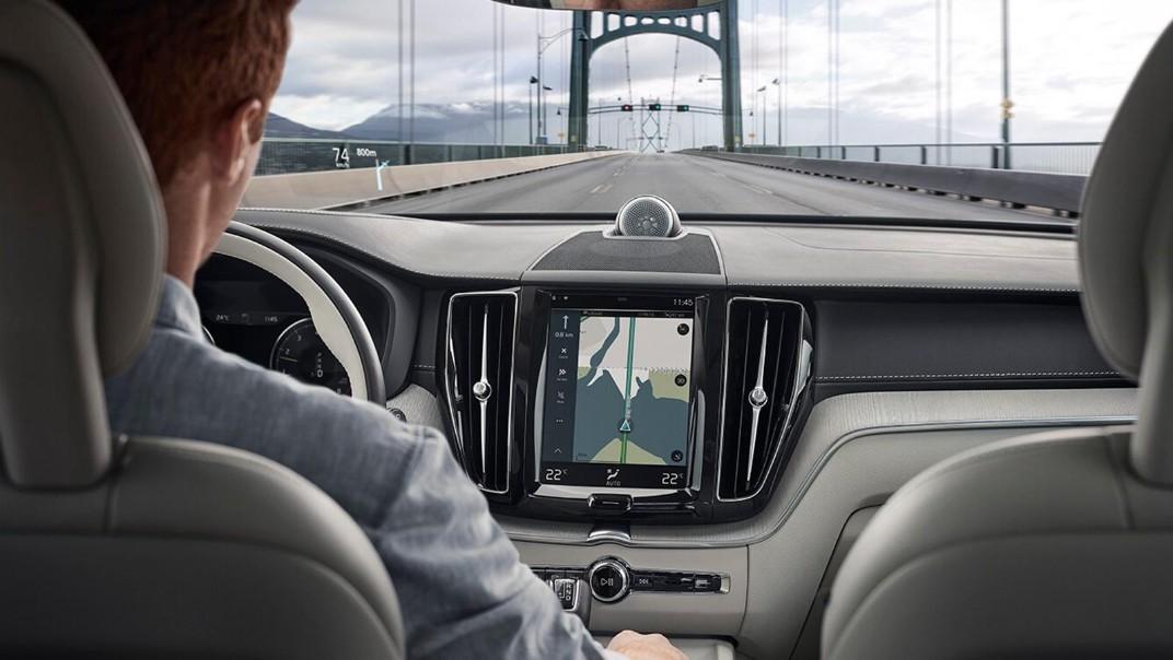 Volvo XC 60 2020 Interior 004