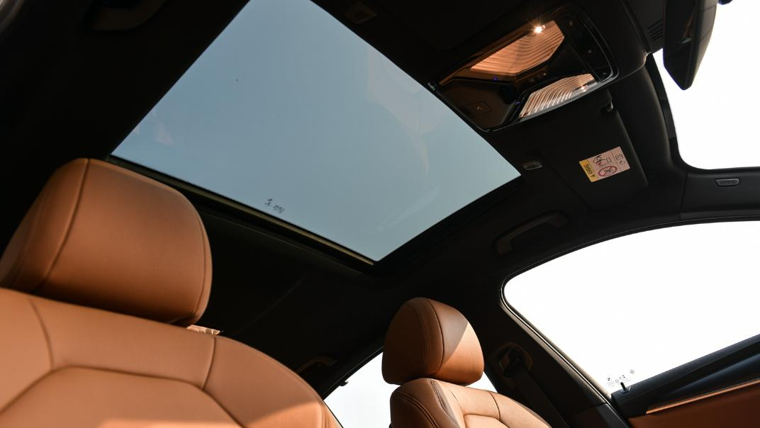 2021 BMW 5 Series Sedan 530e M Sport Interior 041