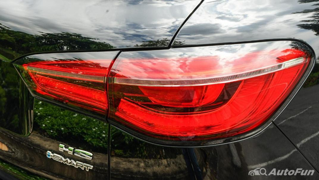 2020 MG HS 1.5 Turbo X Exterior 015