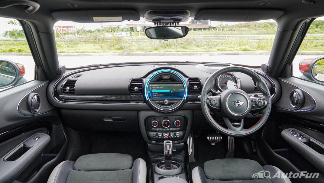 2020 2.0 Mini Clubman John Cooper Works Interior 001