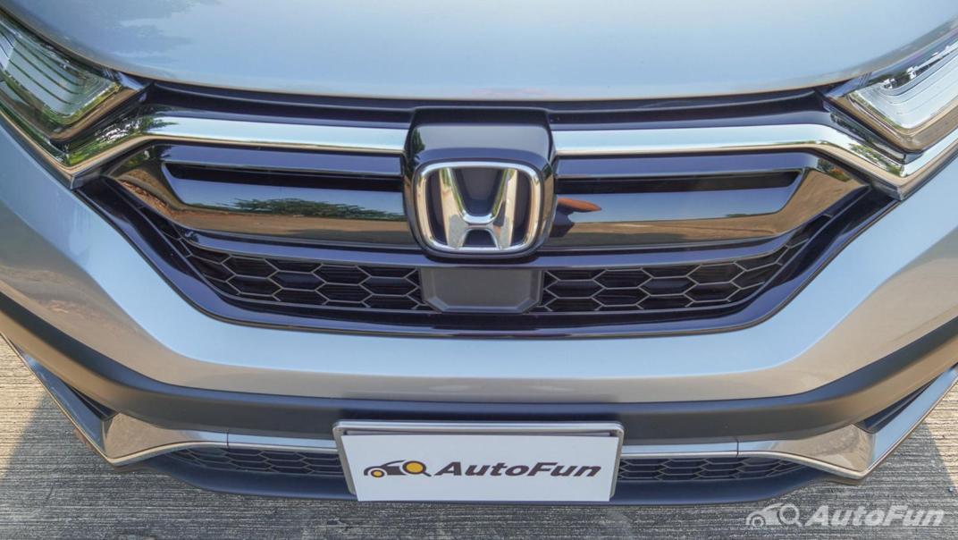 2020 1.6 Honda CR-V DT-EL 4WD Exterior 010