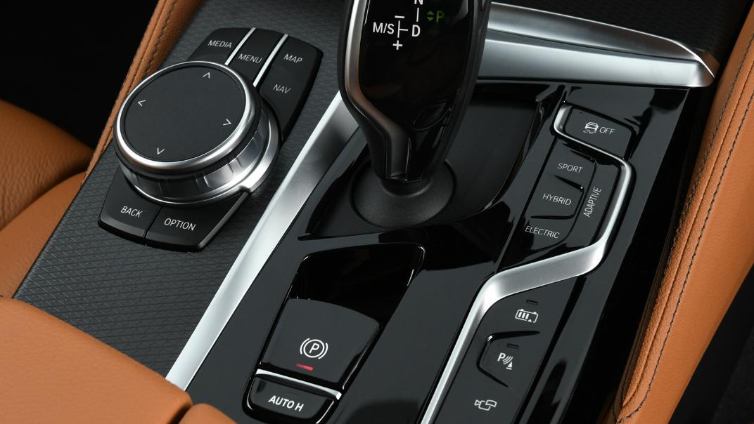 2021 BMW 5 Series Sedan 530e M Sport Interior 036