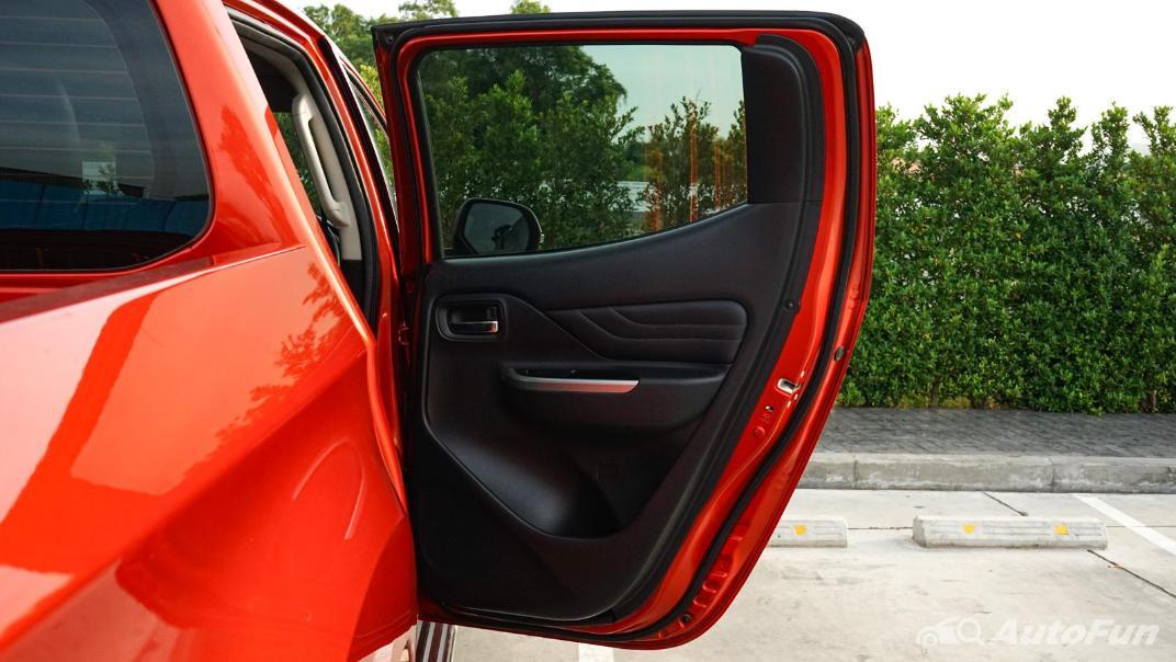 2020 Mitsubishi Triton Double Cab 4WD 2.4 GT Premium 6AT Interior 040