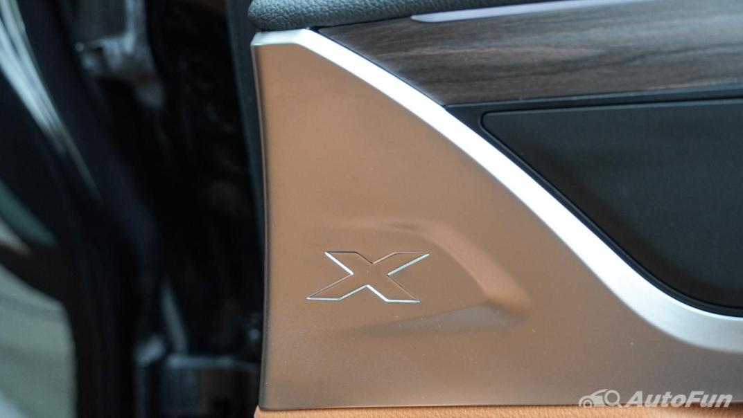 2020 2.0 BMW X3 xDrive20d M Sport Interior 075
