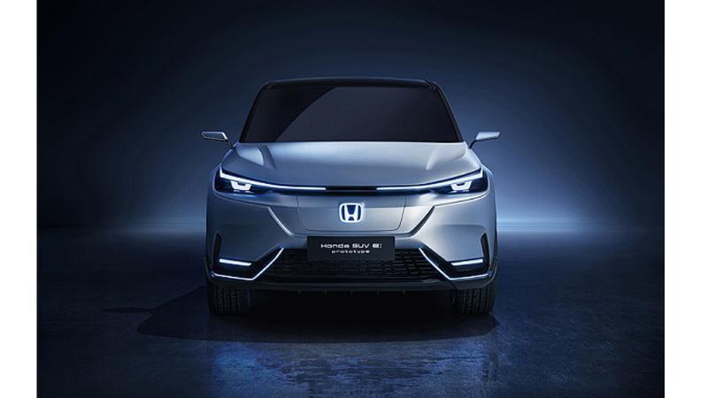 ยลโฉม Honda SUV e:prototype หรือนี่จะเป็น Honda HR-V เวอร์ชั่นไฟฟ้า! 02