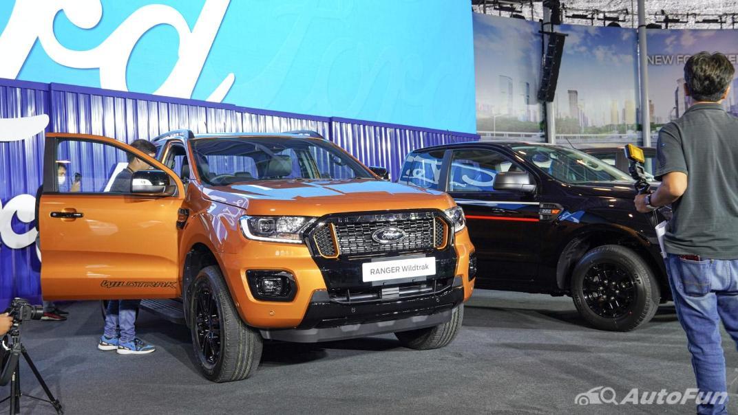2021 Ford Ranger Wildtrak Exterior 012