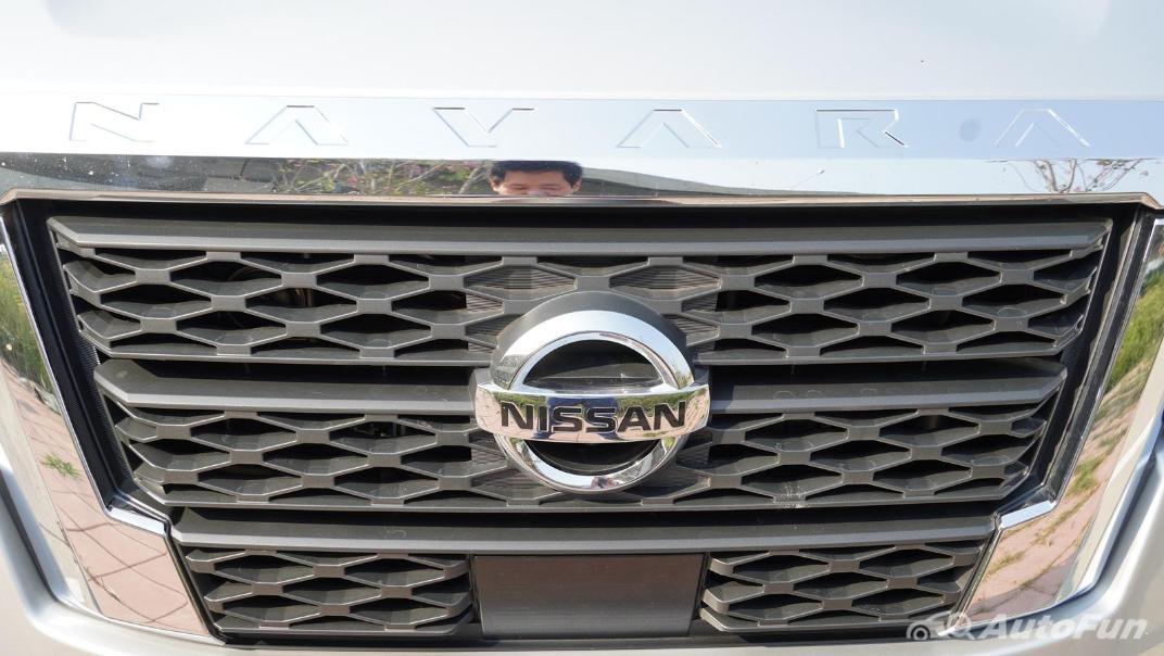 2021 Nissan Navara Double Cab 2.3 4WD VL 7AT Exterior 035