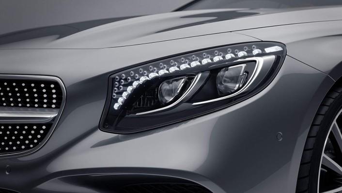 Mercedes-Benz S-Class Coupe 2020 Exterior 005