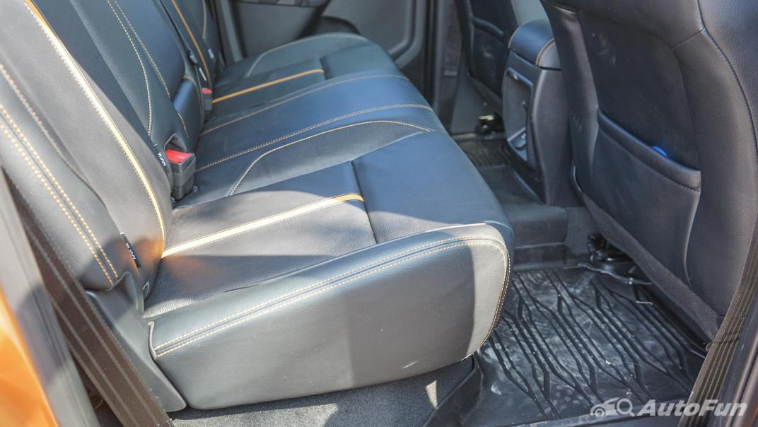 2020 Ford Ranger Double Cab 2.0L Turbo Wildtrak Hi-Rider 10AT Interior 038