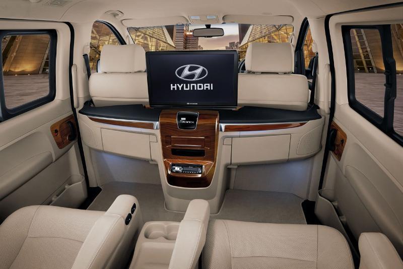 New Hyundai H-1 และ Grand Starex ปรับโฉมใหม่แต่ราคาเดิม 02
