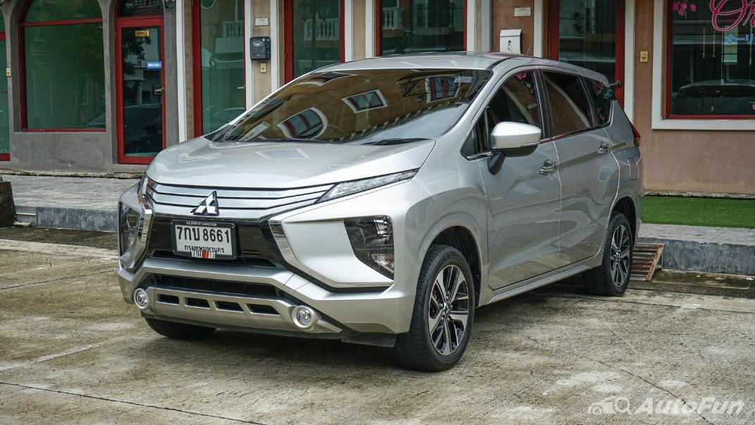 2020 1.5 Mitsubishi Xpander GLS-LTD Exterior 001