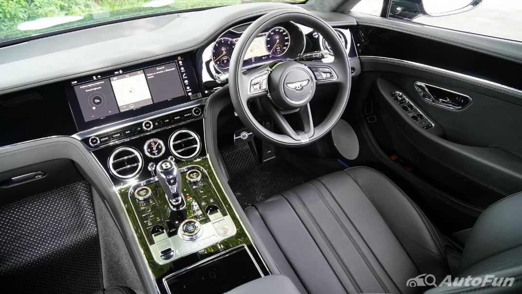 2020 Bentley Continental-GT 4.0 V8 Interior 002
