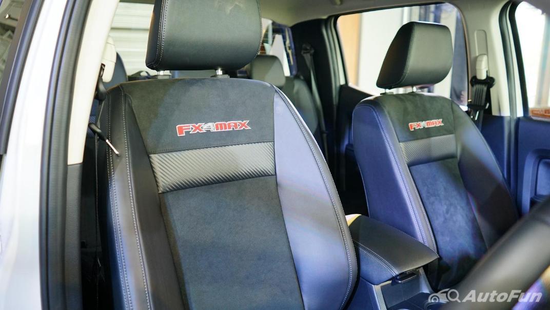 2021 Ford Ranger FX4 MAX Interior 009