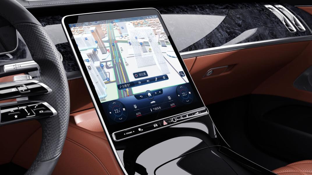 2021 Mercedes-Benz S-Class Interior 005