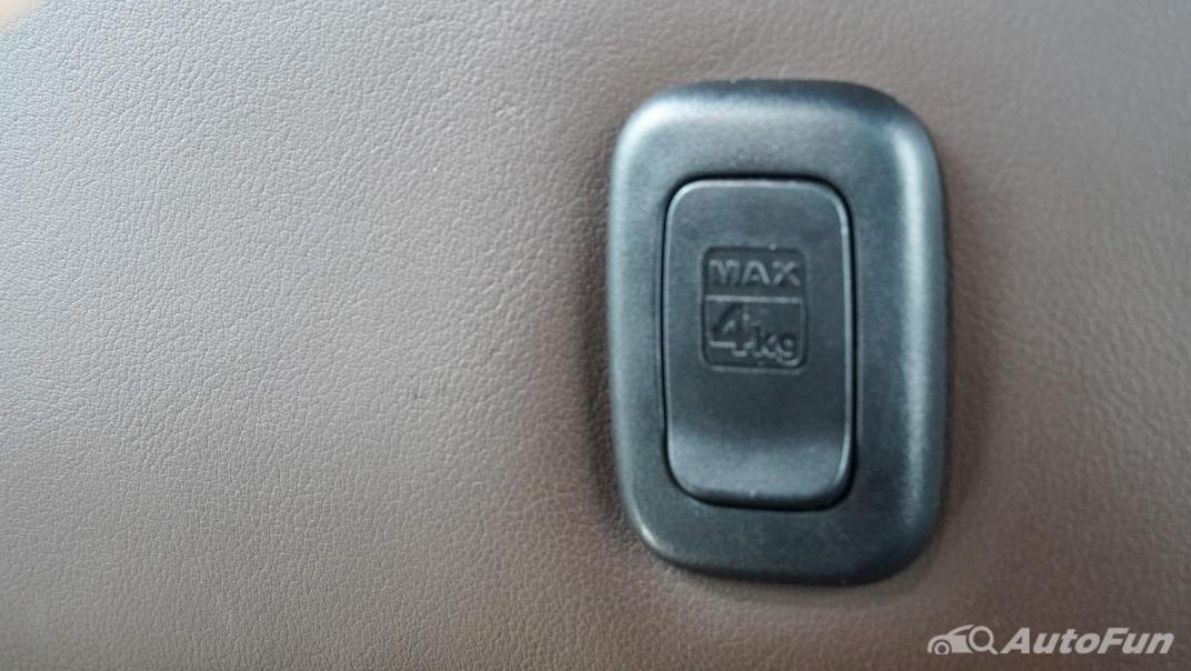 2020 Isuzu D-Max 4 Door V-Cross 3.0 Ddi M AT Interior 065