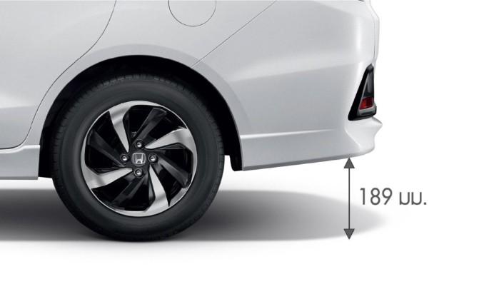 Honda Mobilio 2020 Exterior 009