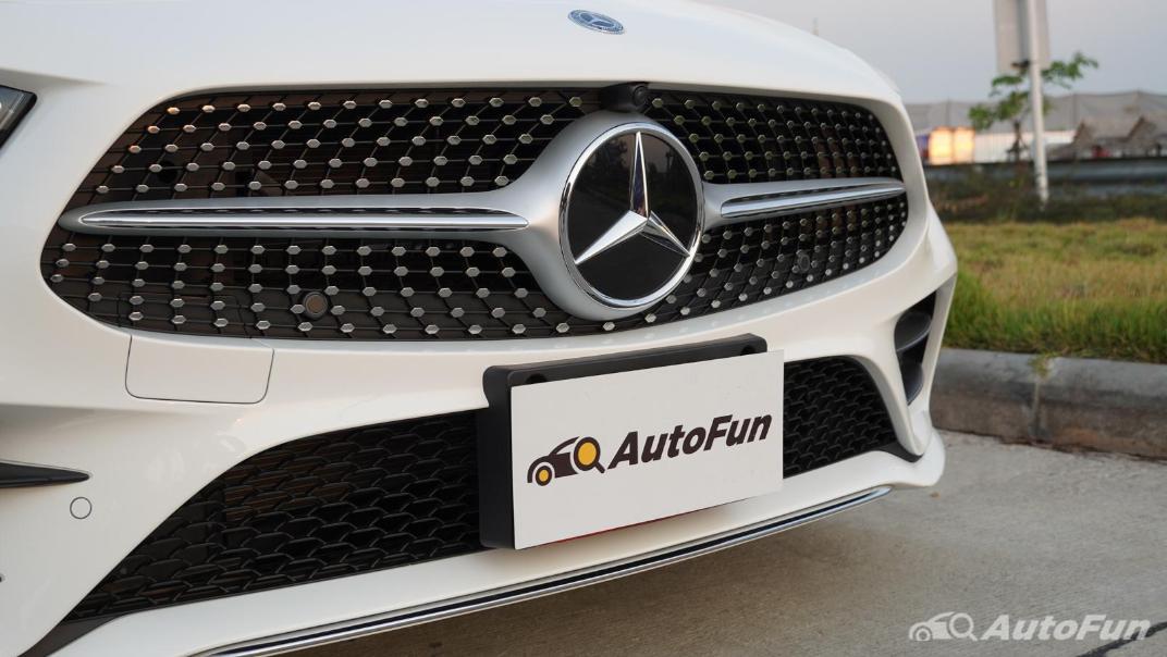 2021 Mercedes-Benz CLS 220 d AMG Premium Exterior 012