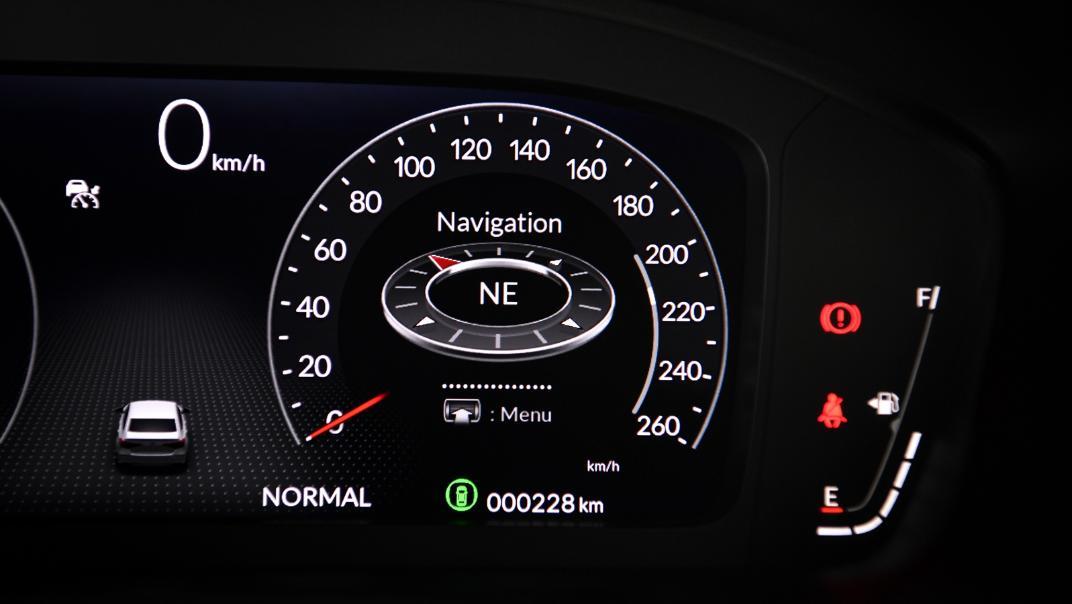 2022 Honda Civic RS Interior 048