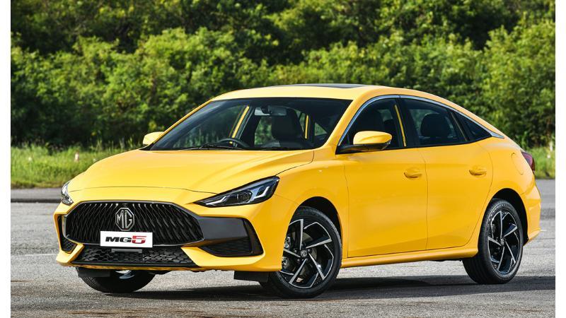 2021 MG 5 เขย่าบัลลังก์ 2022 Honda Civic เราควรเลือกราคาถูกหรือแบรนด์ที่แข็งแกร่ง? 02