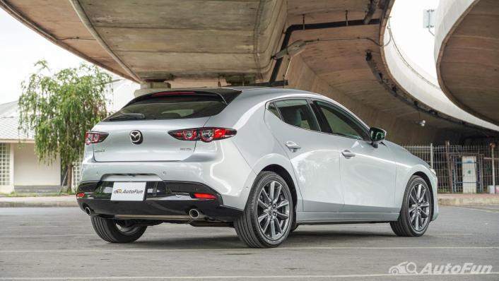 2020 Mazda 3 Fastback 2.0 SP Sports Exterior 005