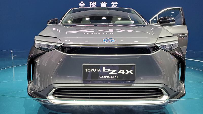Toyota BZ4X Concept รถครอสโอเวอร์ไฟฟ้าสวยหมดจดภายนอก-ภายใน ขายแน่ปี 2022 02