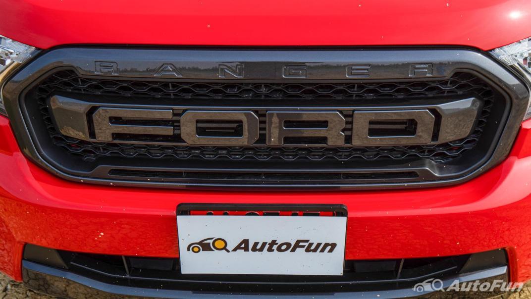 2021 Ford Ranger FX4 MAX Exterior 011