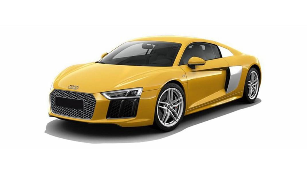 Audi R8 2020 Exterior 019