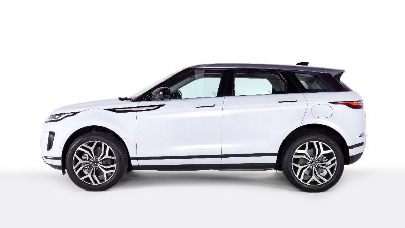 ชมคันจริง 2021 Range Rover Evoque Lafayette Edition ราคา 4.199 ล้านบาท แต่มีแค่ 3 คัน 02