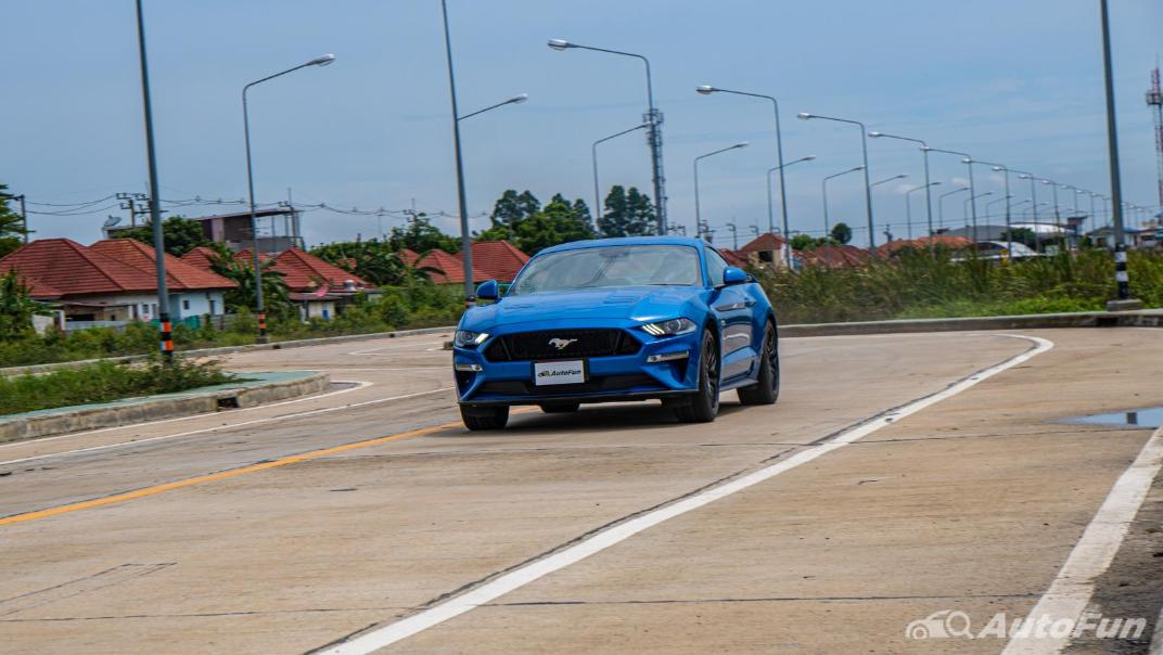 2020 Ford Mustang 5.0L GT Exterior 039