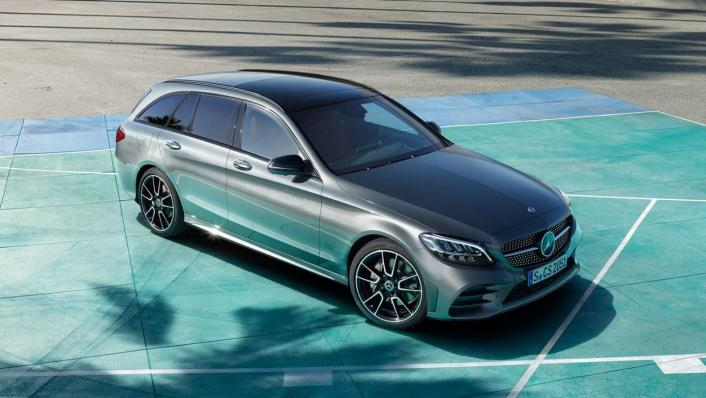 Mercedes-Benz C-Class Estate Public 2020 Exterior 001