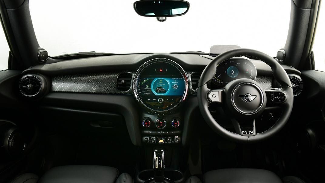 2021 Mini Cooper-Se Electric Interior 001