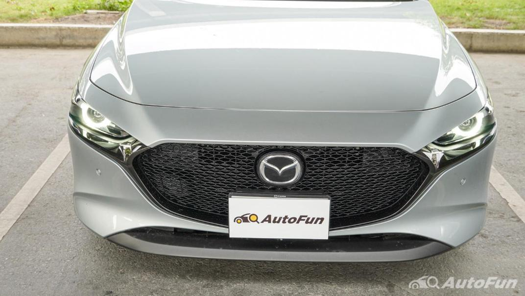 2020 Mazda 3 Fastback 2.0 SP Sports Exterior 009