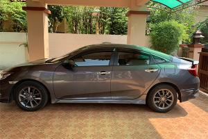 Owner Review: ซีวิคกับชีวิตผู้ชายมีสไตล์ -2020 Honda Civic