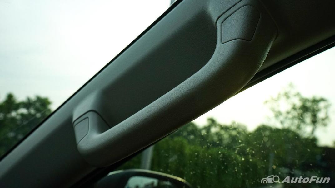 2020 Mitsubishi Triton Double Cab 4WD 2.4 GT Premium 6AT Interior 024