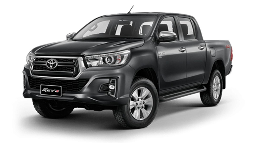 Toyota Hilux Revo Double Cab 2020 Others 002