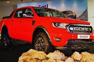 ชมคันจริง 2021 Ford Ranger FX4 max ราคา 1.189 ล้านบาท เทียบสเปค Wildtrak อย่างไม่เกรงใจ
