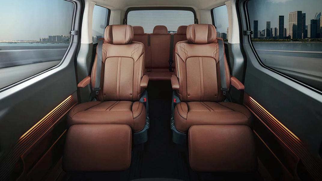 2021 Hyundai Sratia Interior 001