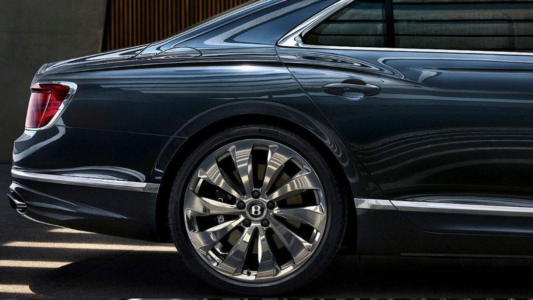 Bentley Flying Spur Public 2020 Exterior 007