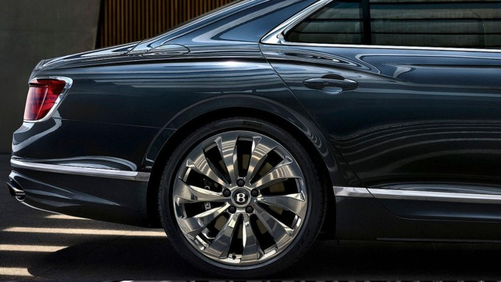 Bentley Flying Spur 2020 Exterior 007