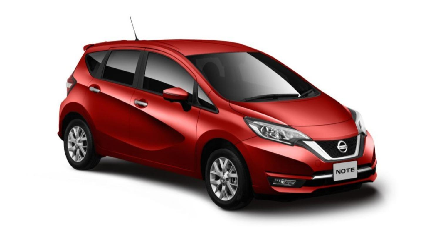Nissan Note 2020 Exterior 009