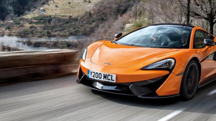 McLaren 570S-New 2020 Exterior 009