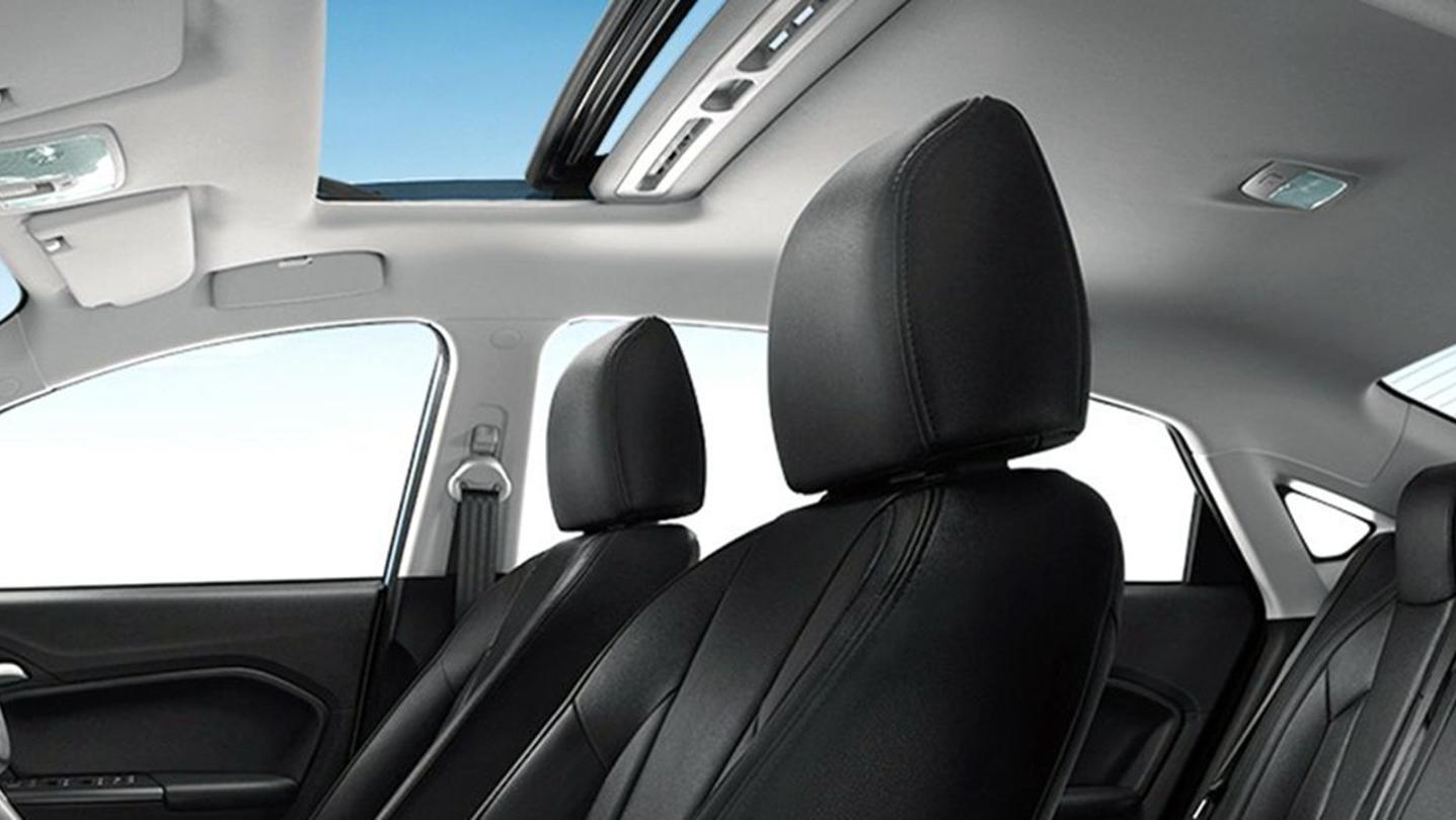MG 5 2020 Interior 007