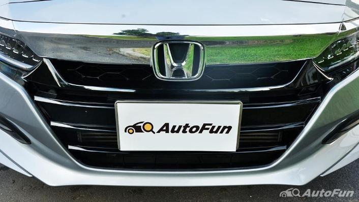 2020 Honda Accord 1.5 Turbo EL Exterior 010