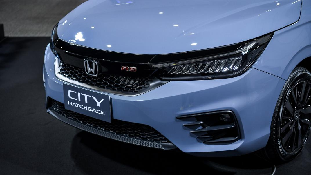 2021 Honda City Hatchback 1.0 Turbo RS Exterior 007