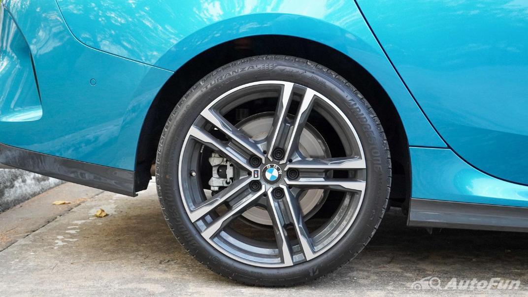 2021 BMW 2 Series Gran Coupe 220i M Sport Exterior 062
