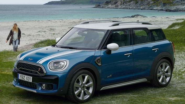 Mini Countryman 2020 Exterior 010