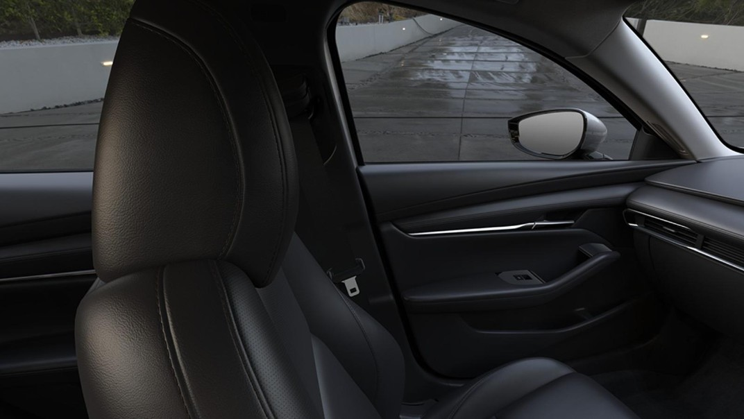 Mazda 3 Sedan 2020 Interior 011
