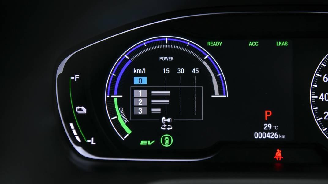2021 Honda Accord 2.0L e:HEV EL+ Interior 020